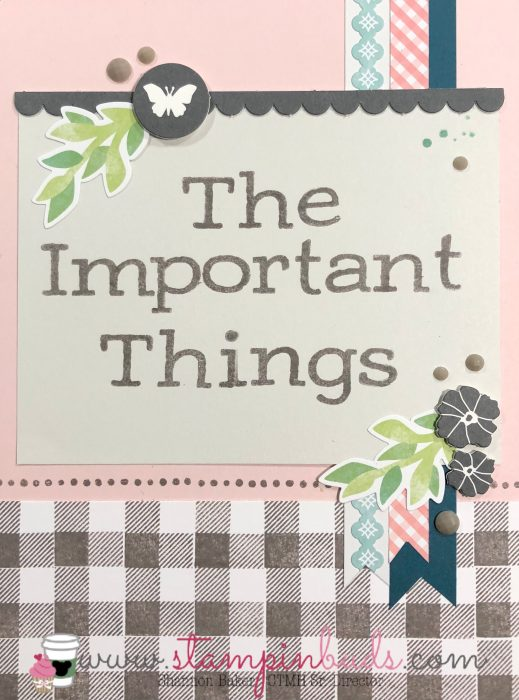 The Important Thing Bundle