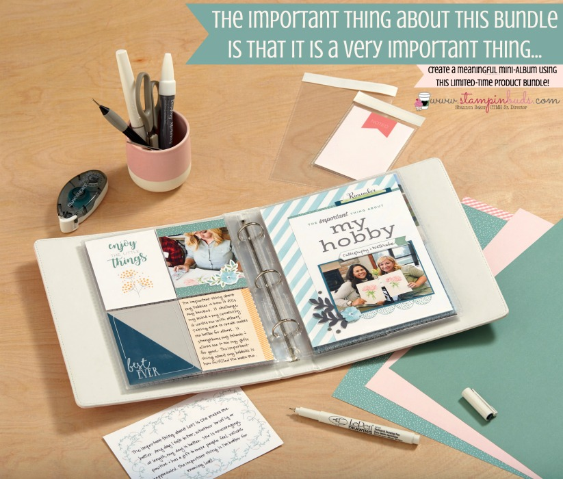The CTMH Important Thing Bundle