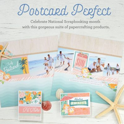 Postcard Perfect Party & Playtime Event!