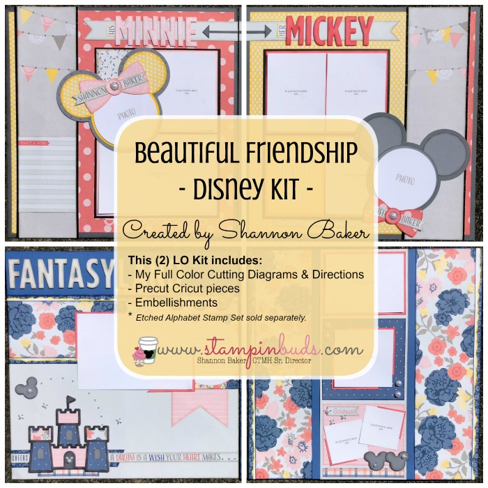 A Beautiful Friendship – Disney Style!