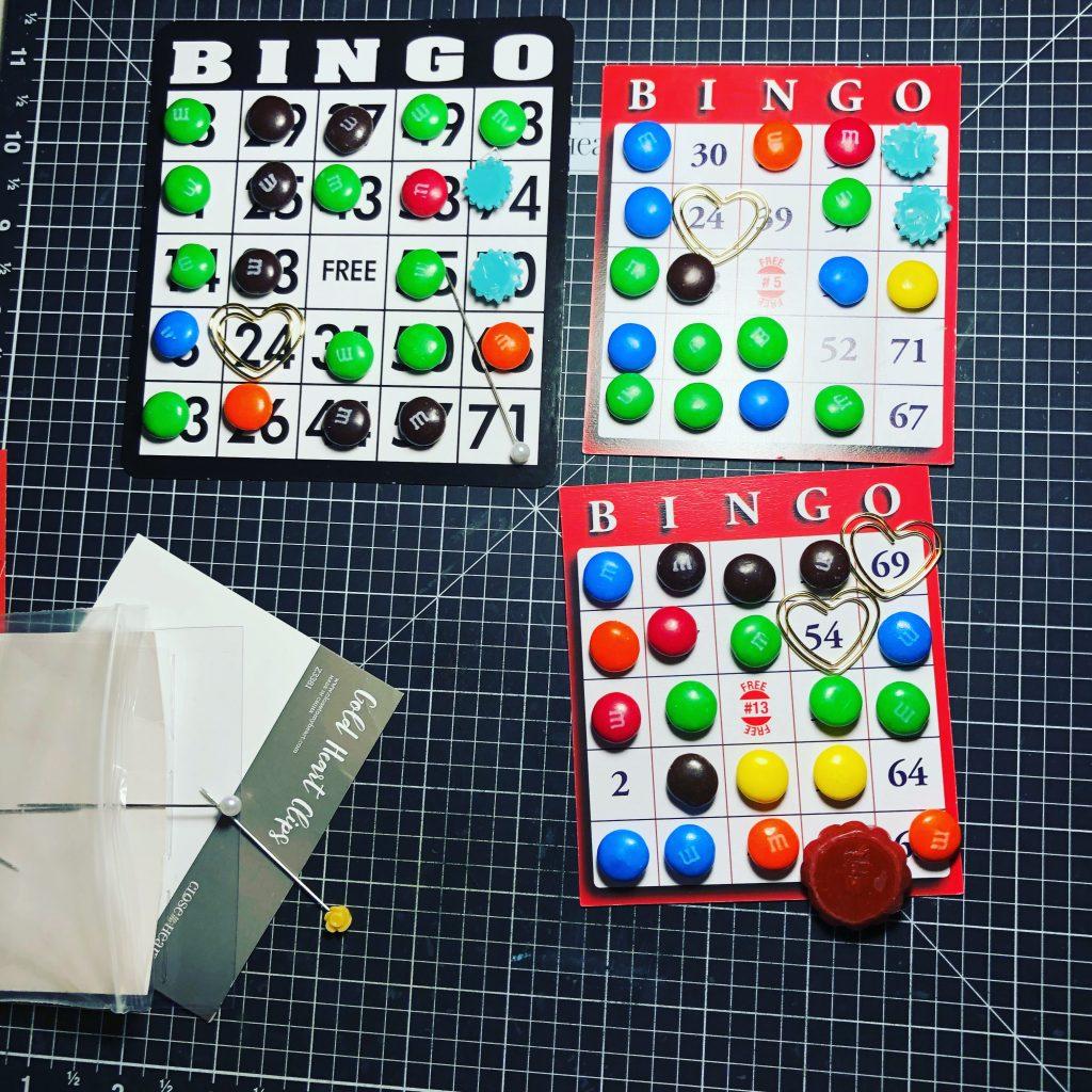 Scrapbook Retreat Bingo