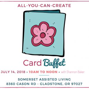 Card Buffet