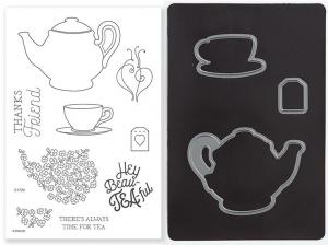 CTMH Beautiful Friendship Cardmaking Thin Cuts