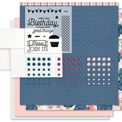 Festive Birthday Cards Kit