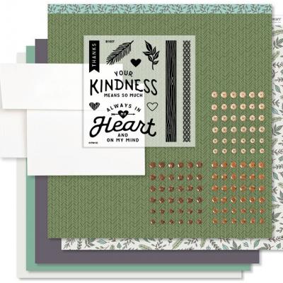 In My Heart Fresh Air Card Kit
