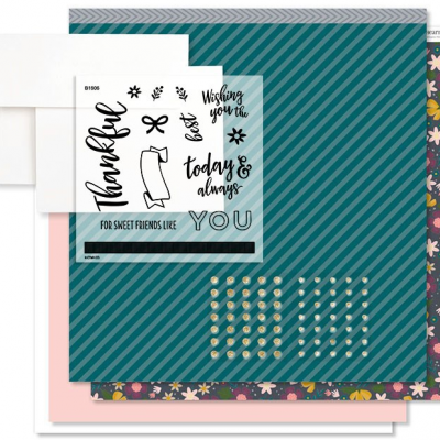 Sweet Friends Cardmaking Kit