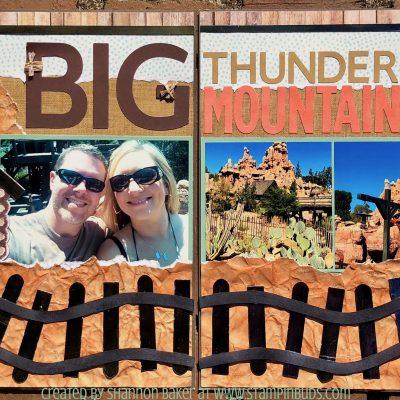 Big Thunder Mountain LO on TBT