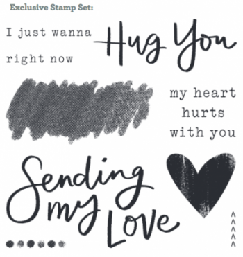 Hugs for You Stamp Set
