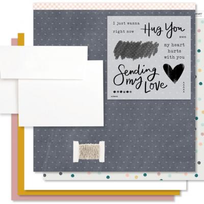 Hugs for You Cardmaking Kit