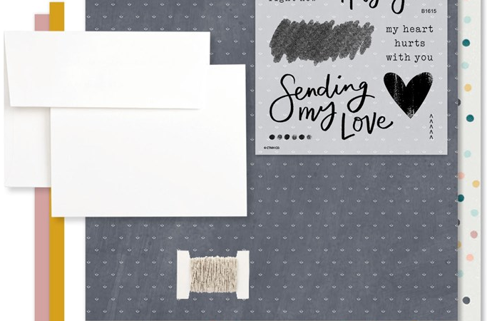 Hugs for You Cardmaking Kit