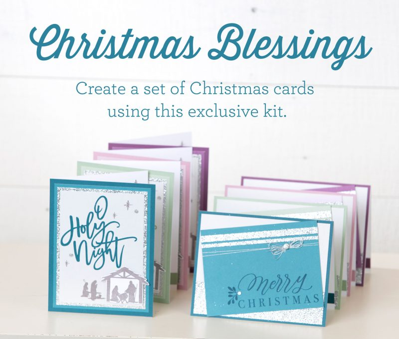 Christmas Blessings Kit
