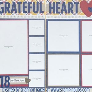 Grateful Heart Crop LO