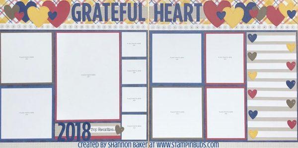 Grateful Heart Crop LO