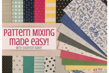 Pattern Mixing made easy!
