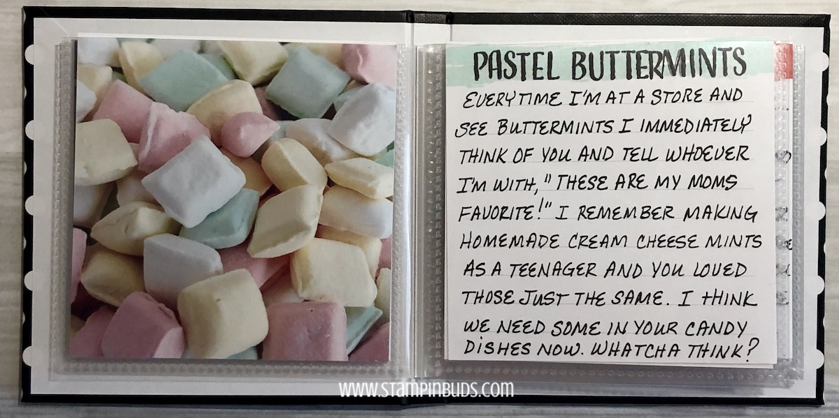 Happy Mother's Day with Pastel Buttermints