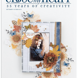 September October CTMH Idea Book 2019