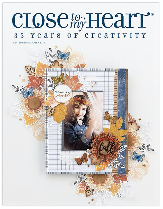 September October CTMH Idea Book 2019