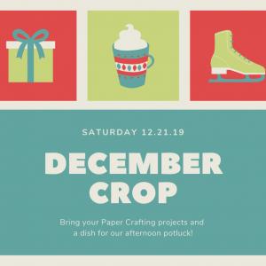 December Gladstone Crop