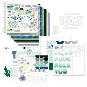 Every Little Thing Scrapbook Kit