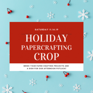 Holiday Crop - 2019