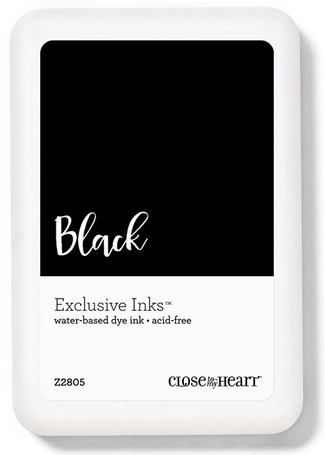 CTMH - Black Ink Pad