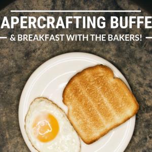 Papercrafting Buffet