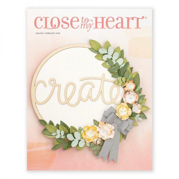 CTMH January February Idea Book