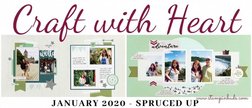 Craft with Heart - January 2020