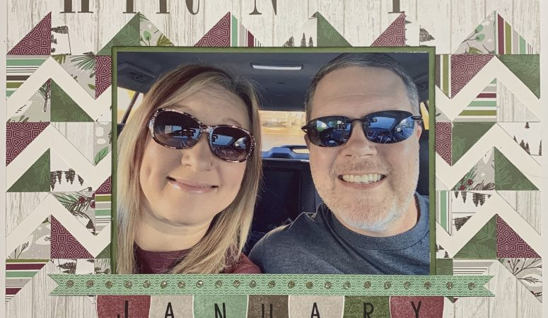 2020 | Year in the Life with Stampinbuds – Week 1