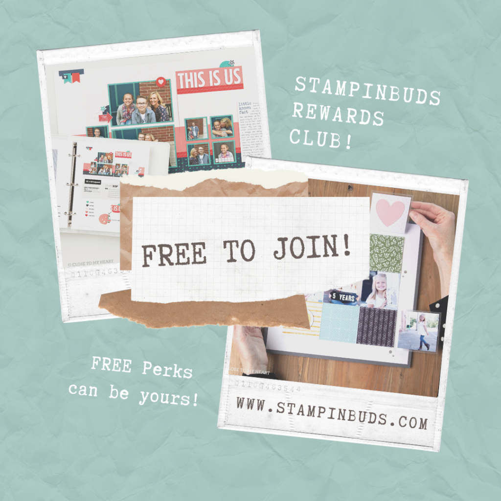 StampinBuds Rewards Club - CTMH