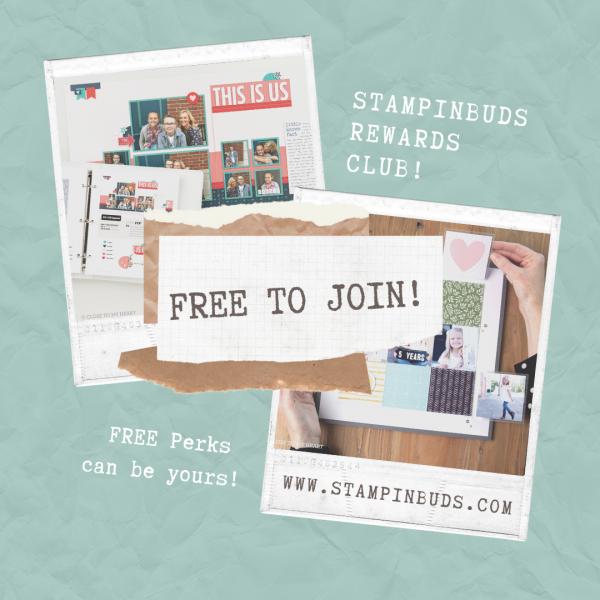 StampinBuds Rewards Club - CTMH