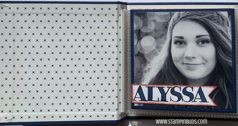 SBS - 21st Birthday Book for Alyssa