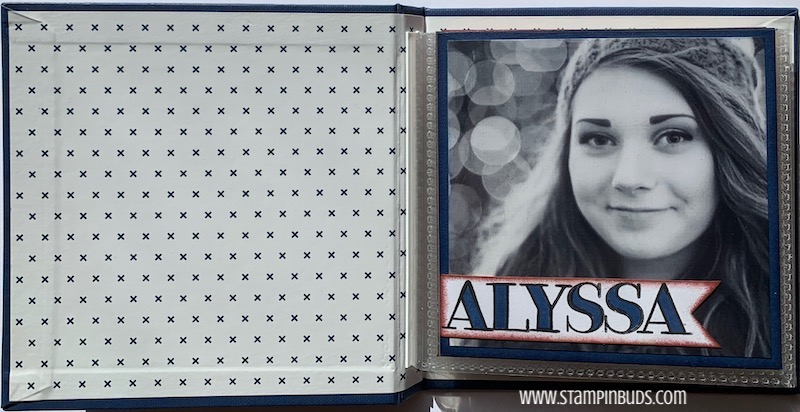 SBS - 21st Birthday Book for Alyssa