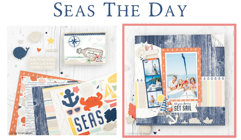 CTMH Seas the Day Collection