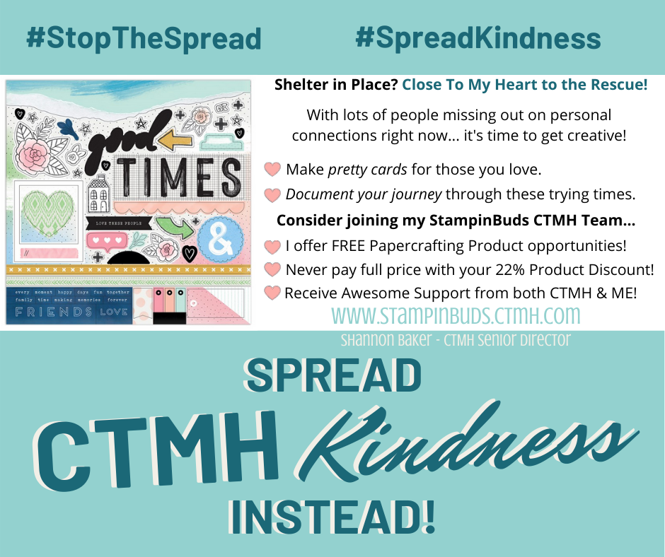 Spread CTMH Kindness - Join my Team