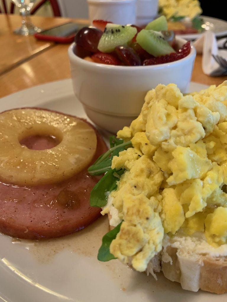 Scappooose Creek Inn - StampinBuds Retreat Breakfast