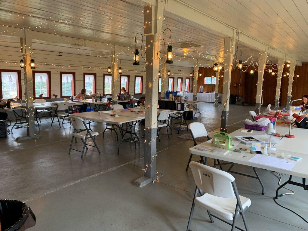 Scappooose Creek Inn - StampinBuds Retreat Social Distancing