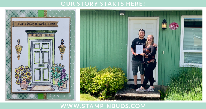 $5 Friday - Our Story Starts Here with a New Home