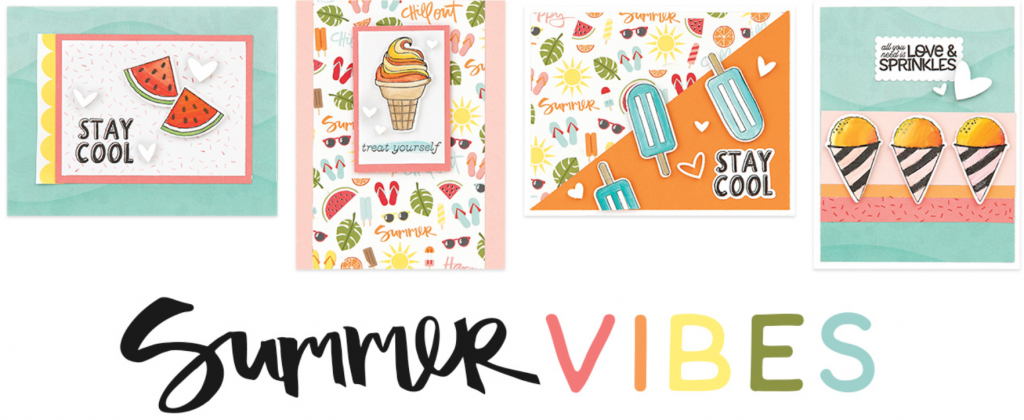 CTMH Summer Vibes - Cardmaking Workshop Kit