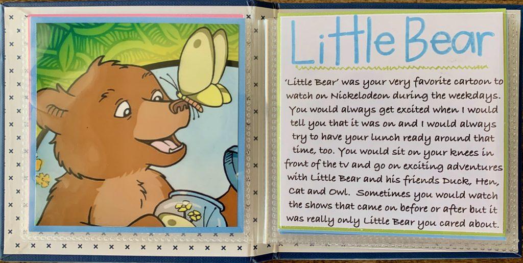 Becca's Birthday Book - 2