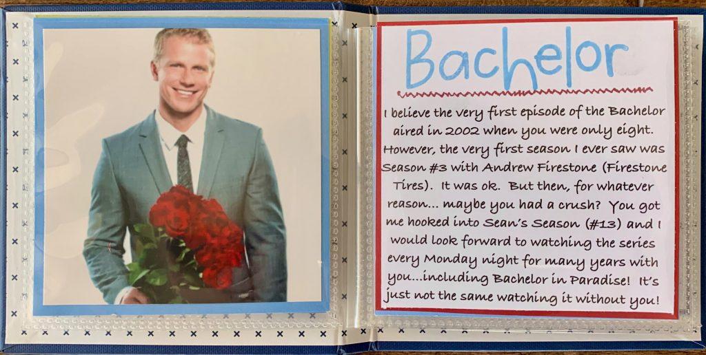 Becca's Birthday Book - 3