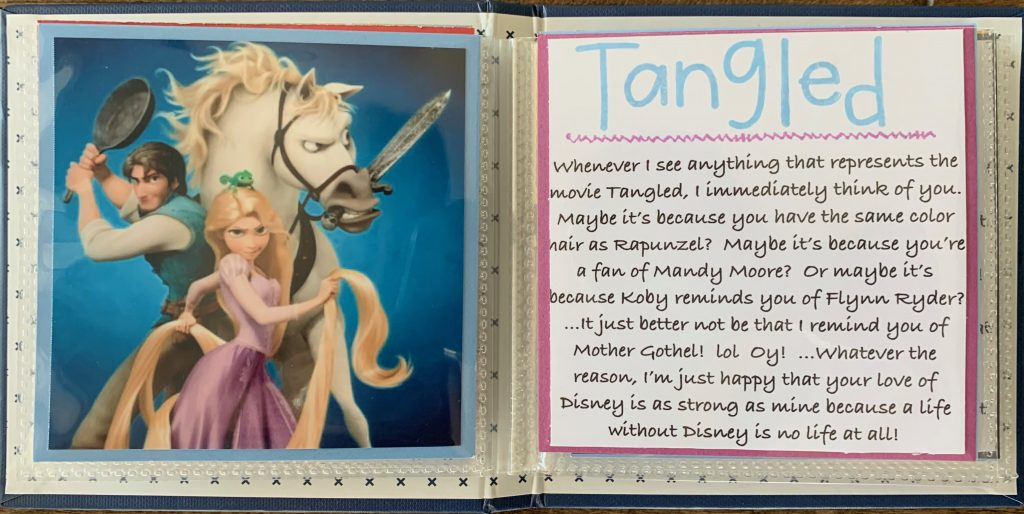 Becca's Birthday Book - 4