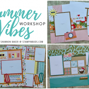 pinBuds Summer Vibes Workshop