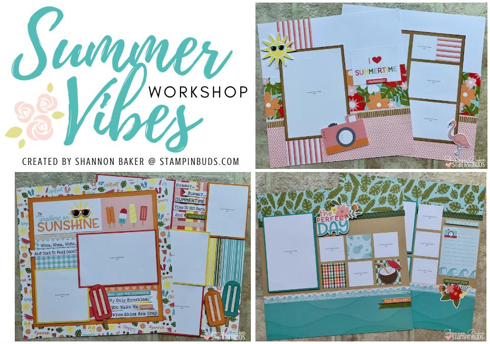 pinBuds Summer Vibes Workshop