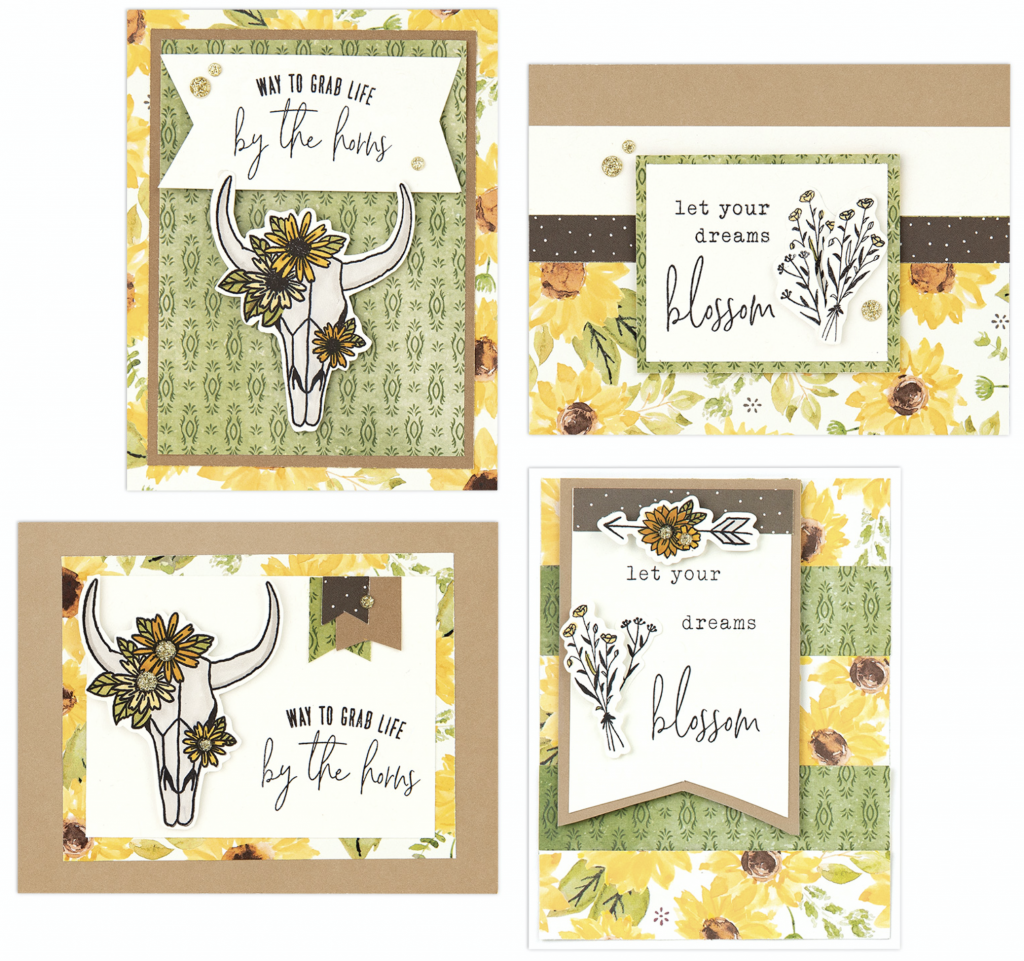 Bloom with Grace - CTMH Cardmaking Kit