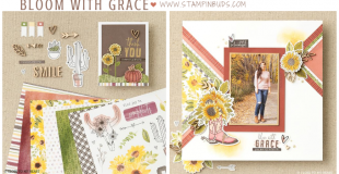 Bloom with Grace Collection - CTMH 2020