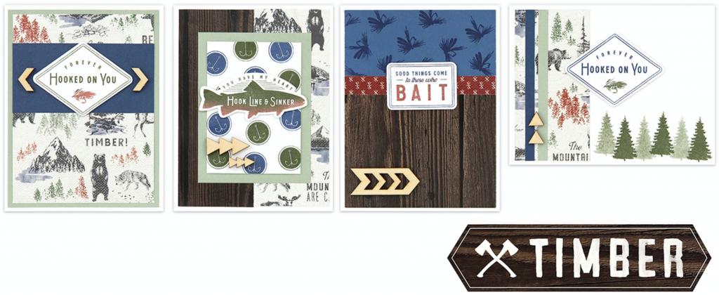 Timber - CTMH Cardmaking Kit