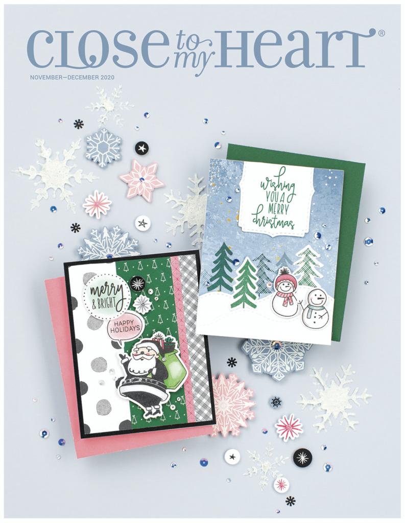 CTMH Nov/Dec Idea Book 2020