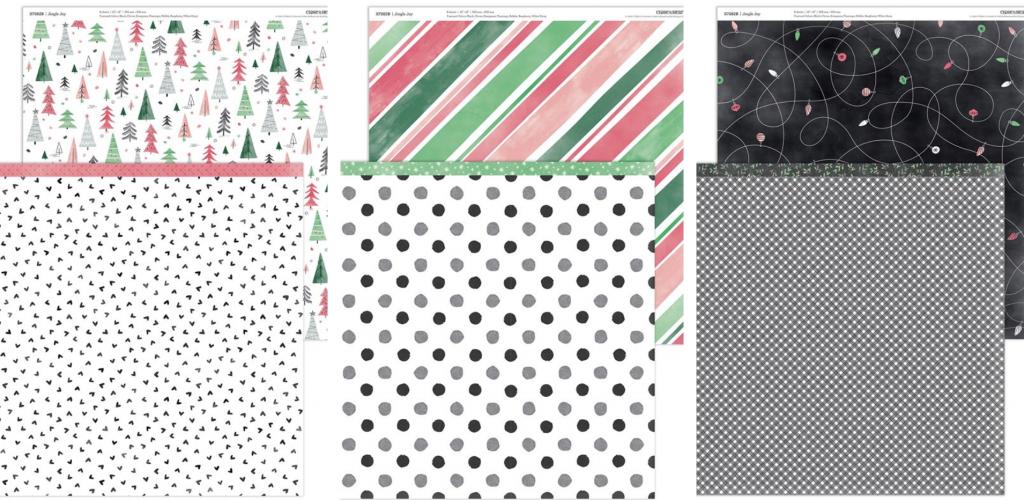 Jingle Joy Papers