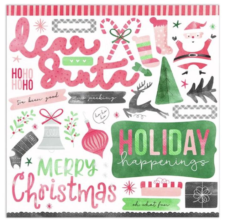 Jingle Joy Stickers